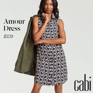 CAbi Heart dress style #5370
